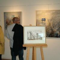 """Exposition """" Association des pêcheries du Sud Estuaire"""""""
